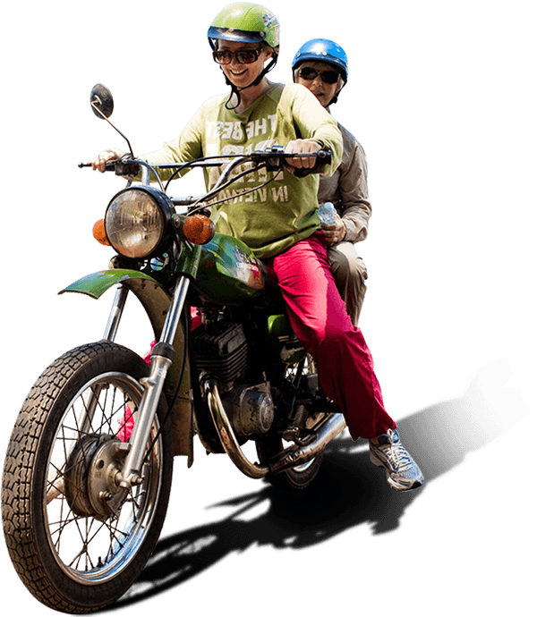 vietnam motorcycle tours motorbike 2women