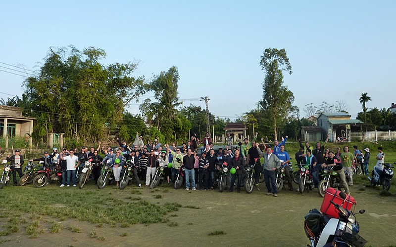 vietnam motorcycle tours travel style team building