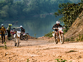 Off-road Northern Laos
